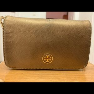 Authentic Tory Burch side bag